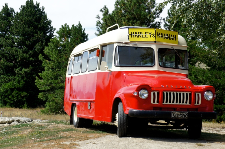 bedford bus transport & toy museum wanaka