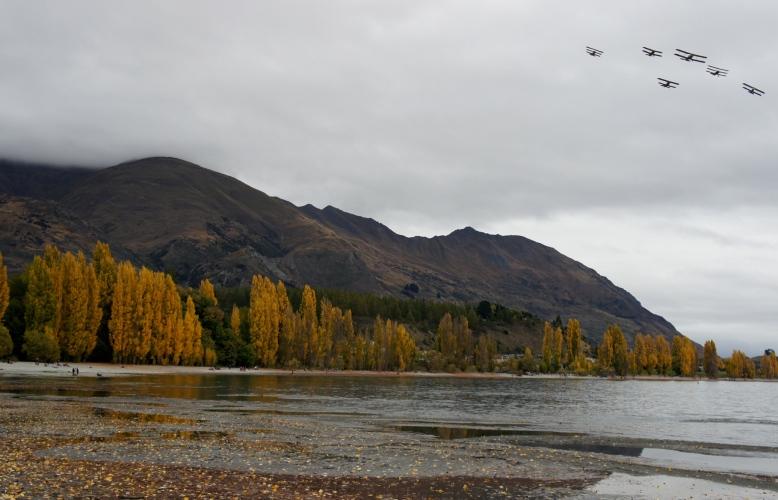 warbirds over lake wanaka